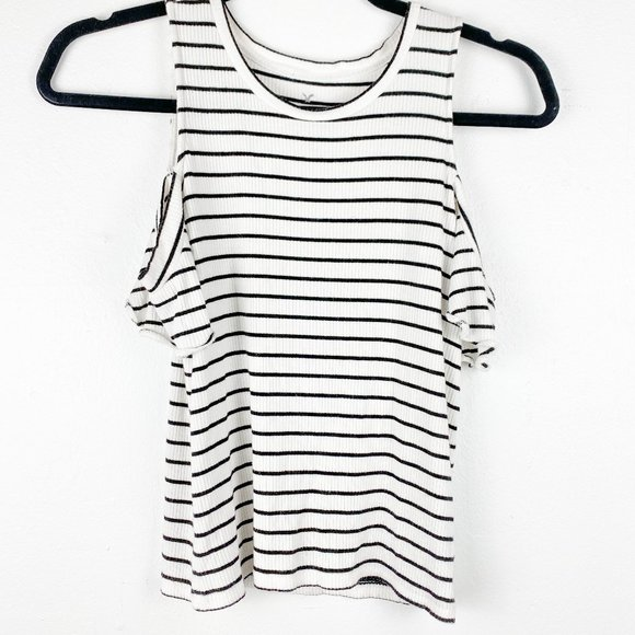 American Eagle Outfitters Tops - American Eagle Soft & Sexy Cold Striped Tank